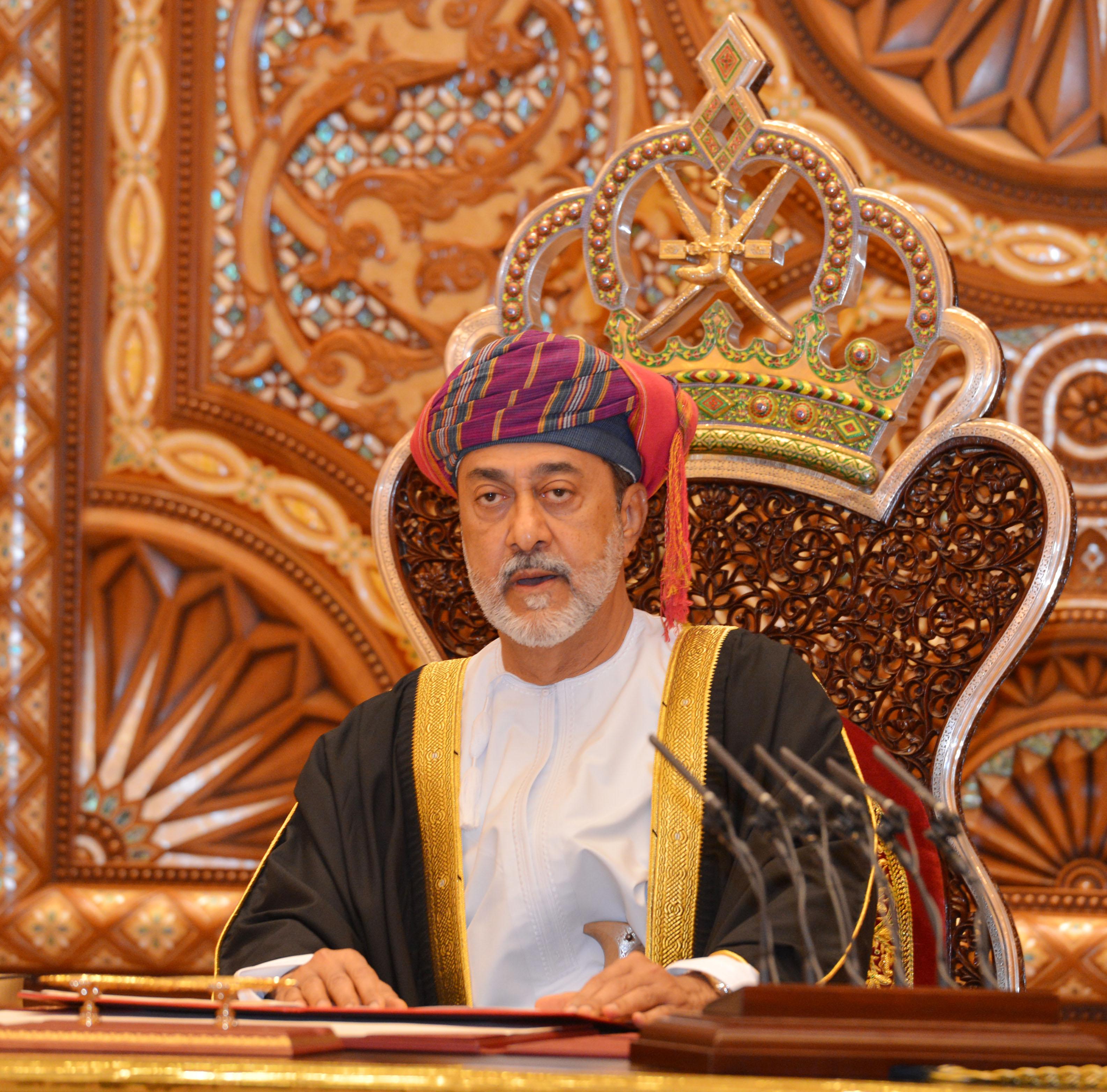 تنصيب-جلالة-السلطان-هيثم-بن-طارق-آل-سعيد١٤