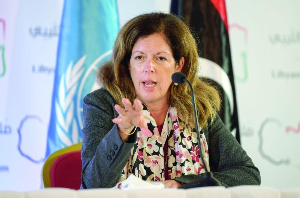 TUNISIA-LIBYA-CONFLICT-DIPLOMACY-TALKS-UN