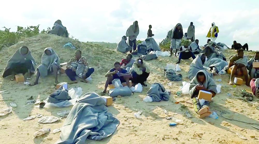LIBYA-DISATER-MIGRATION-UN