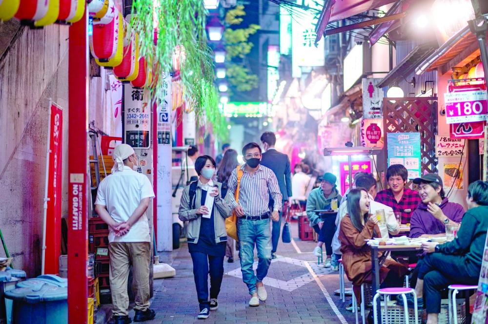 JAPAN-HEALTH-VIRUS