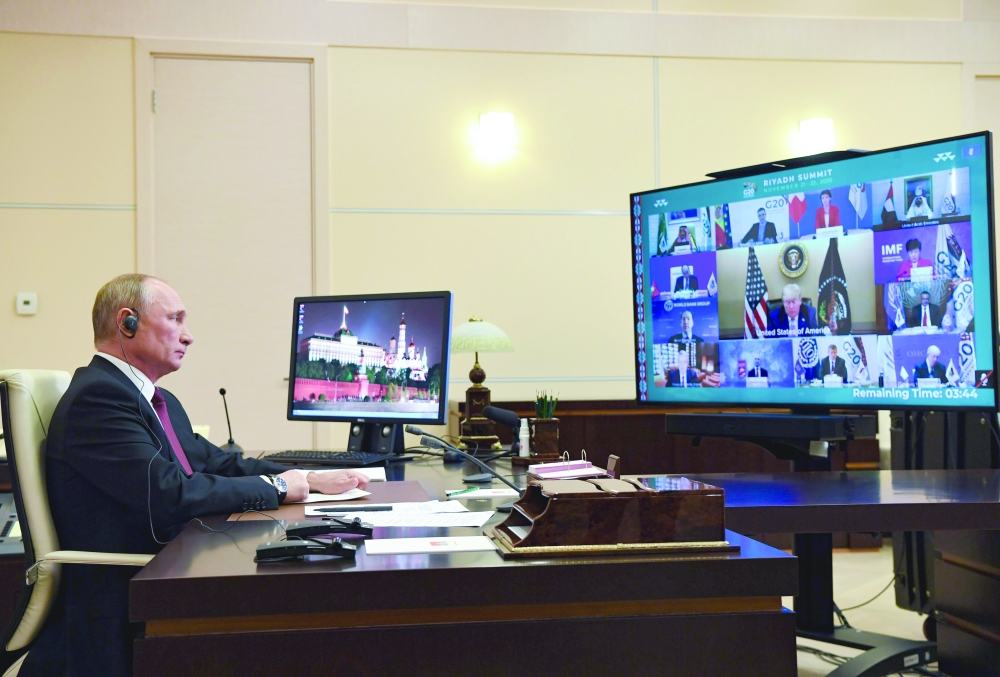 RUSSIA-POLITICS-G20-SUMMIT