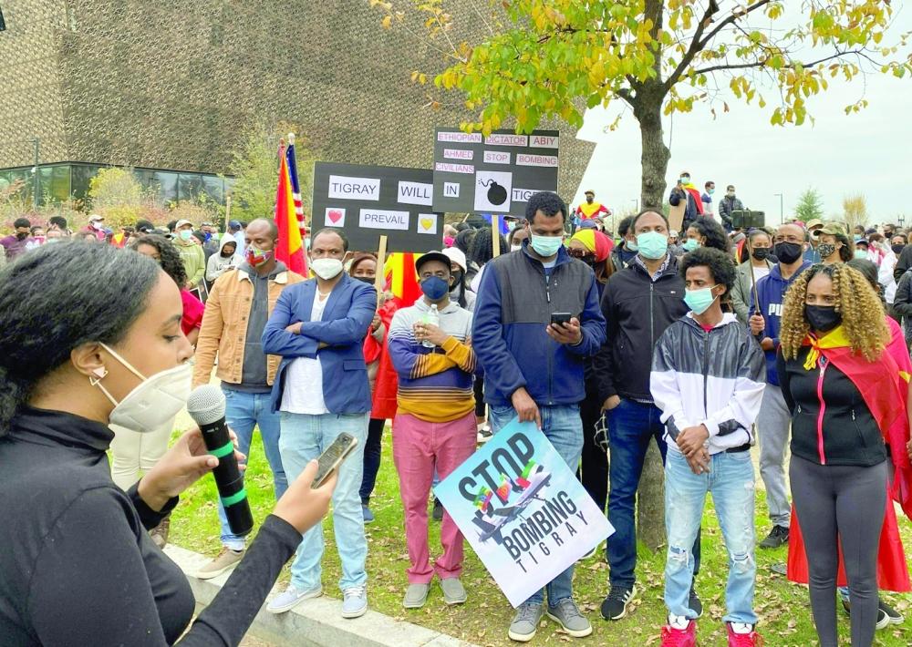 US-ETHIOPIA-TIGRAY-PROTEST