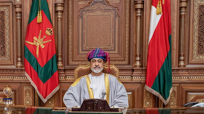 جلالة السلطان هيثم
